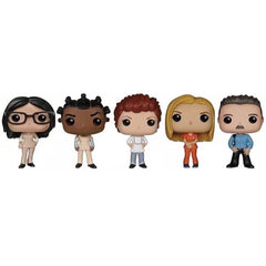 Orange is the New Black  Pop! Vinyl Figure Bundle
