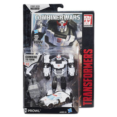 Combiner Wars Deluxe Wave 4 - PROWL
