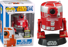 Star Wars R2-R9 Pop! Figure (2015 Convention Exclusive)