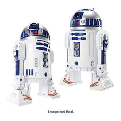 "Star Wars R2-D2 Deluxe Electronic 31"" Scale Action Figure"