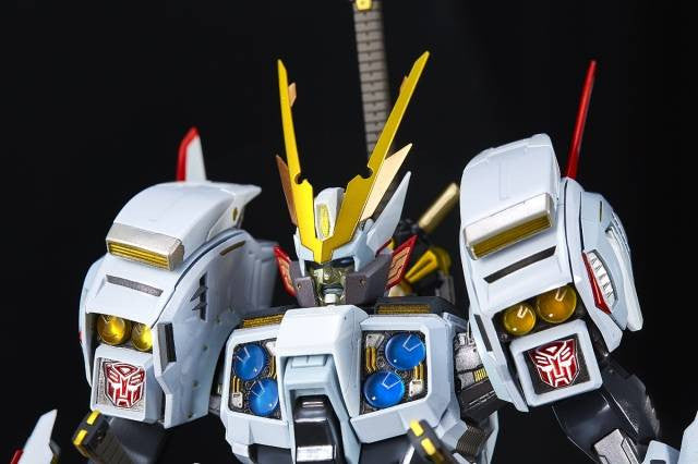 Flame Toys Transformers Drift Www Premiumcollectables Com Au