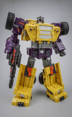 ToyWorld Constructor TW-C03B Burden Yellow Version