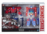 Transformers  - Evolution Pack - Orion Pax & Optimus Prime Set