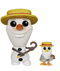 Frozen - Olaf New Pose Pop! SDCC