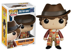 Doctor Who - Fourth Doctor Pop! Vinyl 222