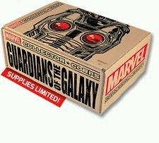 Guardians of the Galaxy Collector Corps Box
