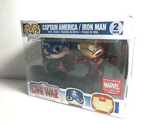 Civil War Captain America & Iron Man Collector Corps Exclusive