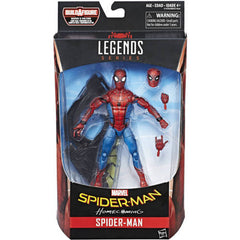 Spider-Man Legends: Action Figure: Spider-Man Homecoming