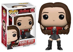FUNKO AVENGERS SCARLET WITCH  POP! VINYL FIGURE