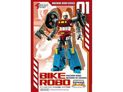 Machine Robo -01 Bike Robo
