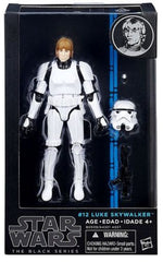 "STAR WARS BLACK SERIES  6""  SKYWALKER TROOPER"