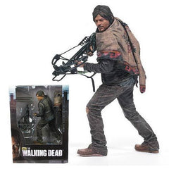 "Walking Dead Daryl Dixon 10"" Deluxe Figure"