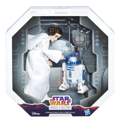 "SW Forces of Destiny 11""Platinum Edition - Princess Leia"