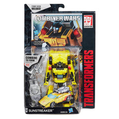 Combiner Wars Deluxe Wave 4 - SUNSTREAKER