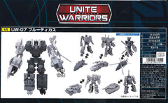 Transformers Unite Warriors UW-07 Bruticus