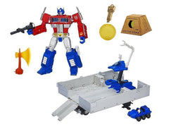 MP Optimus Prime w/ Trailer Vector Sigma Gift Set (Reissue)