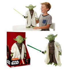 Star Wars Classic Giant-Sized Yoda 31-Inch Scale Action Figure