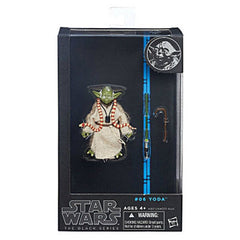 Star Wars Black Series 6-Inch Action Figure Yoda