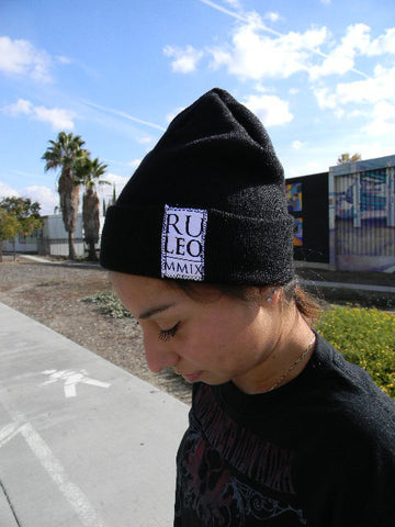 Ruleo Stacked Cuffed Beanie