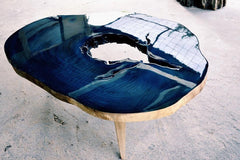 Coffee Table Deep Blue