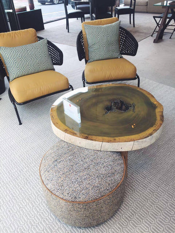 Coffee Table Morane Mostaza