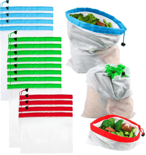 Reusable Tribe Produce Bags