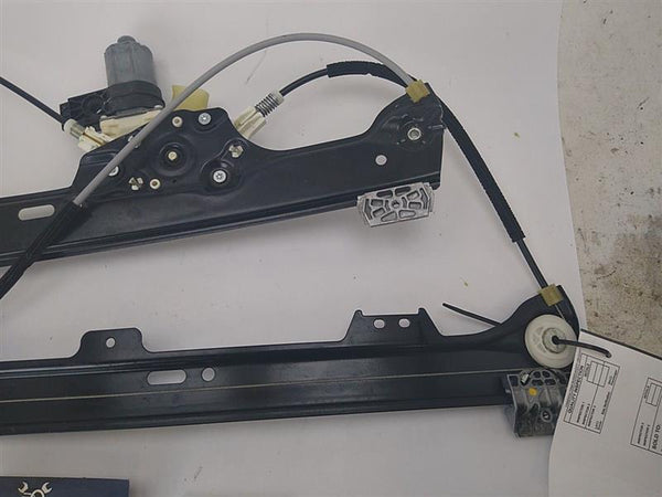BMW 535i Front Left Driver Window Regulator and Motor
