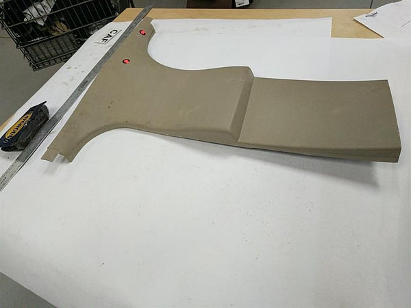 BMW 535i Right Side B-Pillar Trim Panel