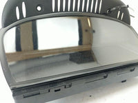 BMW 535i Navigation Display Screen