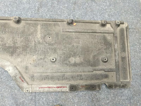 BMW 528i Right Side Underbody Panel