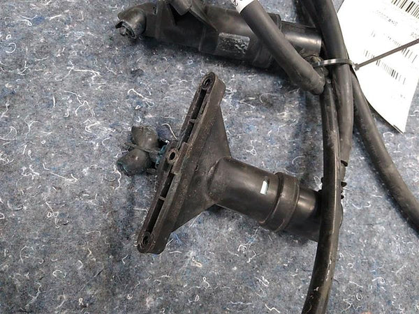 BMW 535i Front Left and Right Headlight Washer Pumps w/ Lines