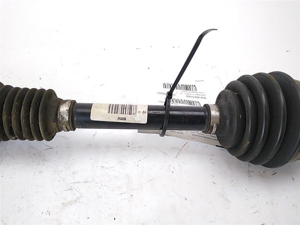 BMW 535i Front Left Driver Side Axle Shaft Assembly