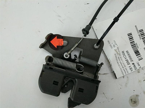 BMW 528i Rear Seat Lock Release Latch