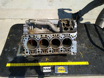 Porsche Cayenne Engine Block