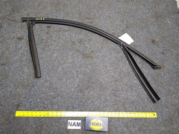 BMW 328i Front Right Passenger Side Door Wiindow Weather Strip Seal