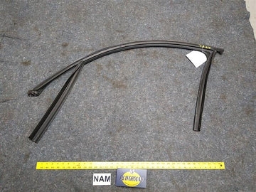 BMW 328i Front Left Driver Side Window Weather Strip Seal