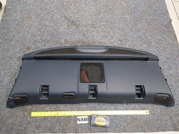BMW 535i Rear Shelf Speaker Deck Panel