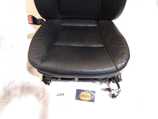 BMW 528i Front Power Bucket Seat - Driver Side