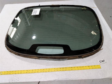 Jaguar XKR Back Glass