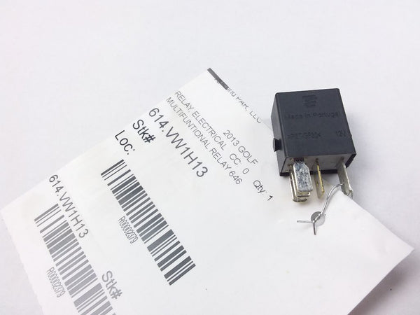Volkswagen GTI RELAY, ELECTRICAL