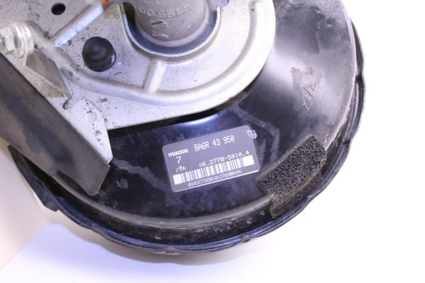 Mazda Mazdaspeed 3 BRAKE MASTER CYL