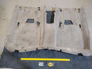 Mercedes-Benz S430 REAR 2ND ROW FLOOR CARPET