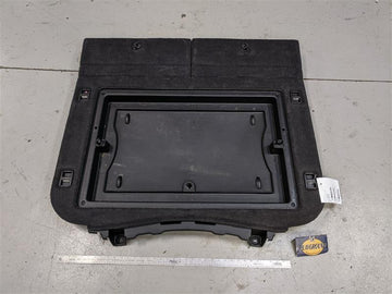Jeep Grand Cherokee Trunk Carpet Storage Carpet Panel