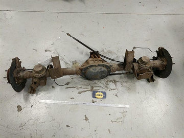 Jeep Grand Cherokee Rear Axle Assembly 3.07