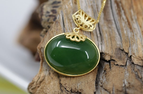 Impreial Jade - Color and Texture