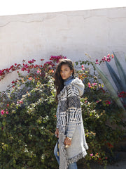 Marrakech Cape | Ivory & Sandstone - Banjo & Matilda | International  - 13