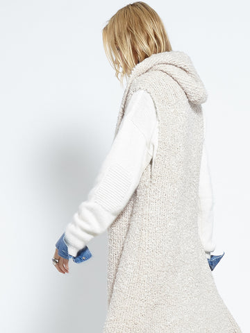 Shearling Cardi | Fawn - Banjo & Matilda | International  - 10