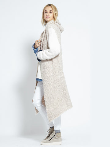 Shearling Cardi | Fawn - Banjo & Matilda | International  - 13