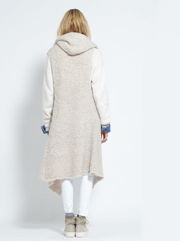 Shearling Cardi | Fawn - Banjo & Matilda | International  - 14