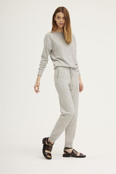 PRE-ORDER Beach Pants | Heather Grey
